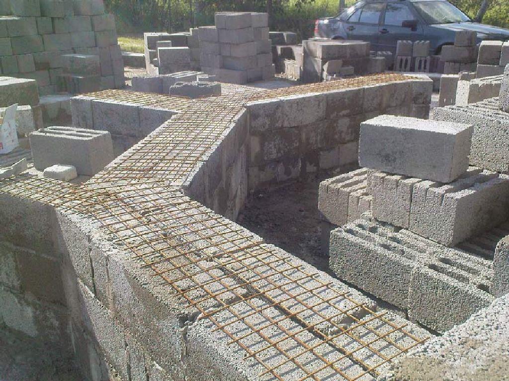 Как построить дом из шлакоблока своими руками пошаговая инструкция 37