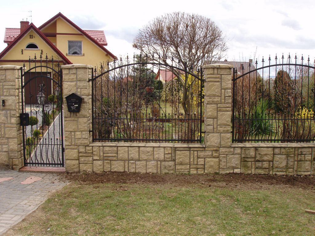 картинки заборы и ворота